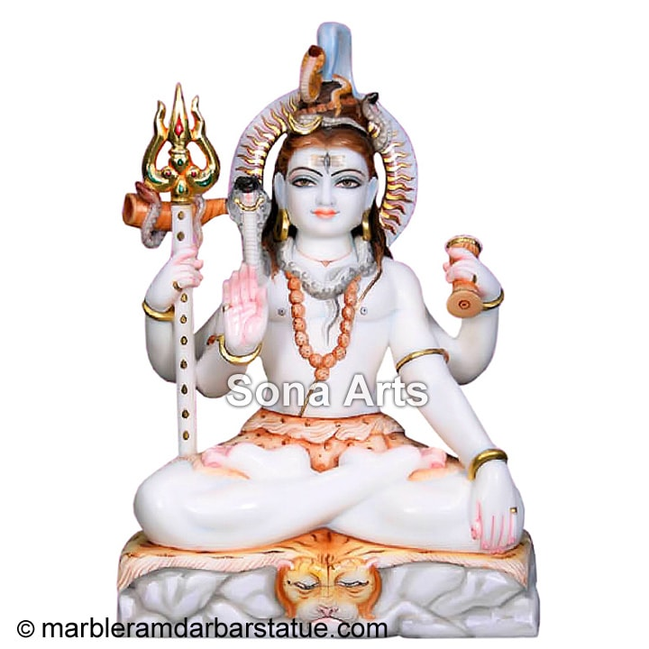 Marble Shiva Statue manufacturers