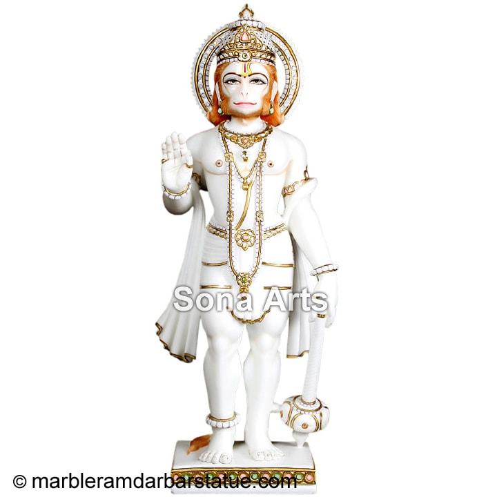c70ea62f4d5 Hanuman ji Murti for Sale - Standing Hanuman Idols manufacturer ...