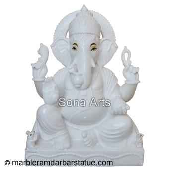 Marble Ganesh Idols Ganesh Statue Manufacturer From