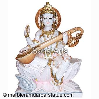 Saraswati Idol Buy Online Best Saraswati Murti